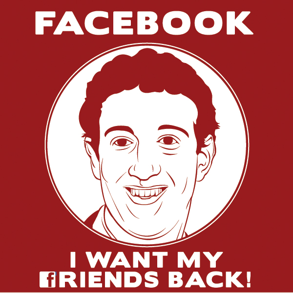 Dear Facebook Friends ~ I Miss You