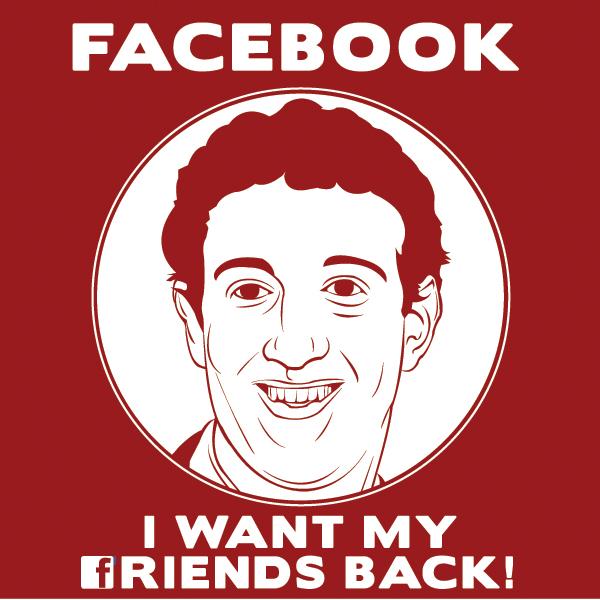 Dear Facebook Friends ~ I Miss You