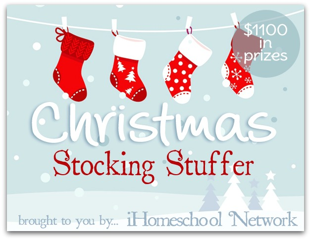 Christmas Stocking Stuffer Giveaway ~ Over $1100 in Cash & Prizes