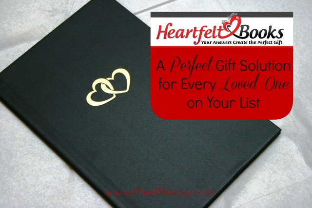 Heartfelt Books Review ~ Personalized Gift Idea