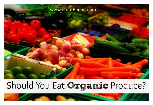 Should You Eat Organic Produce?