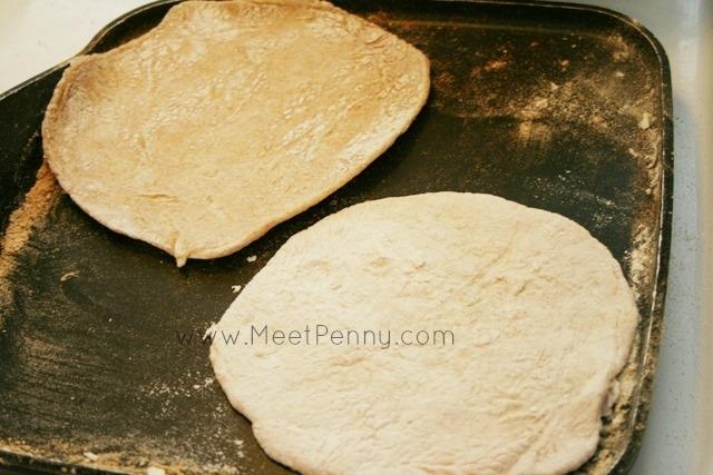 homemade tortilla mix cooking
