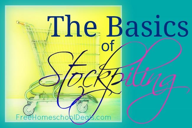 The Basics of Stockpiling