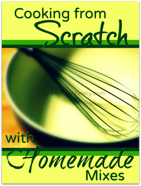 Cooking from Scratch ebook image