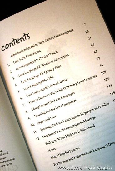 Gary Chapman 5 Love Languages of Children
