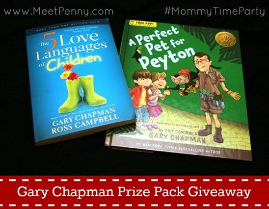 Gary Chapman Giveaway