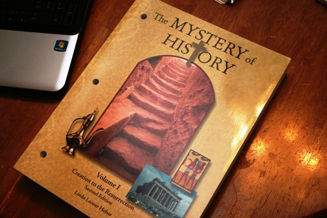 Mystery of History 1