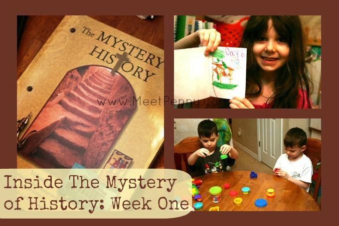 Mystery of History: Week One