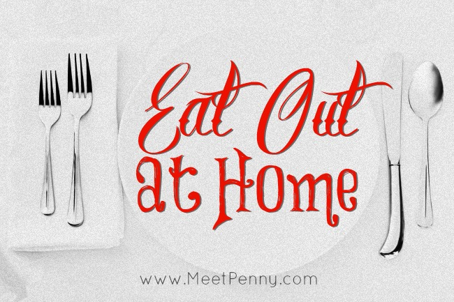 The Eat Out at Home Challenge