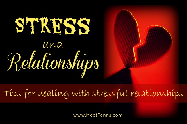 Healthy Family Project: Stress and Relationships