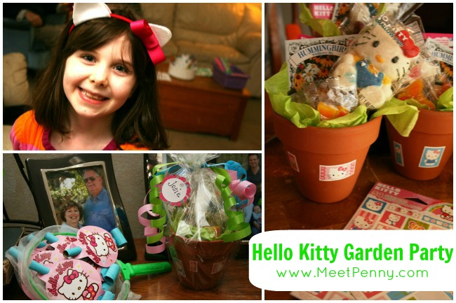 Hello Kitty party favor ideas