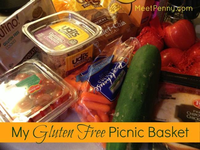My Gluten-Free Picnic Basket
