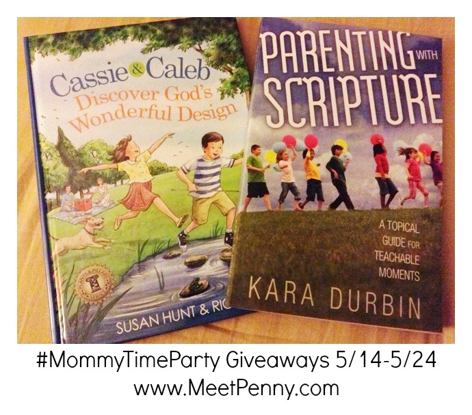 Cassie and Caleb & Parenting with Scripture