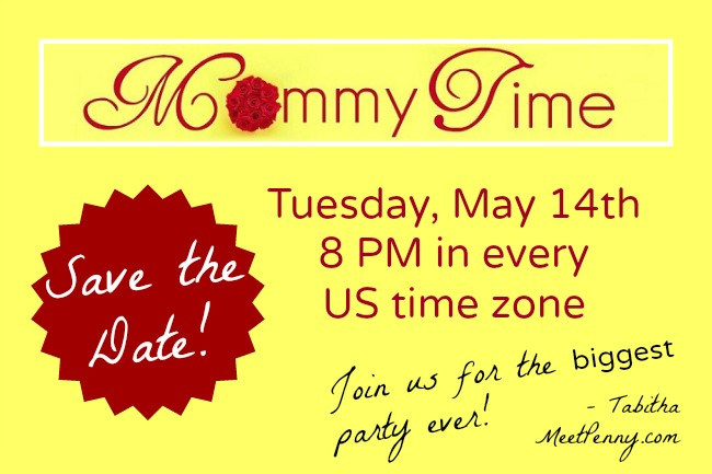 Enter to Win $50 & RSVP for Mommy Time Party