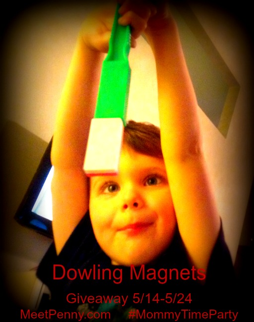 Dowling Magnets for active learning fun