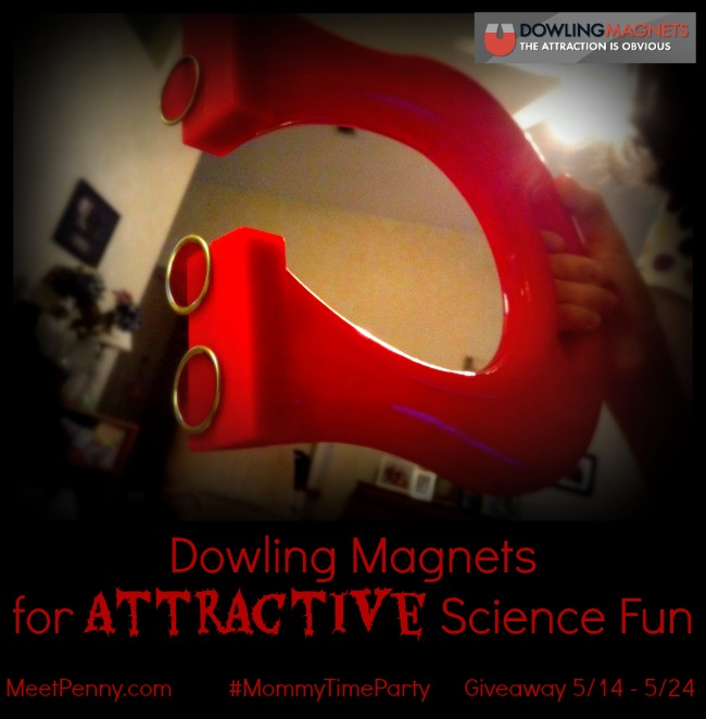 Dowling Magnets for kinesthetic science and MORE!