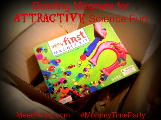 Dowling Magnets creates resources for ATTRACTIVE and fun science perfect for kinesthetic learners