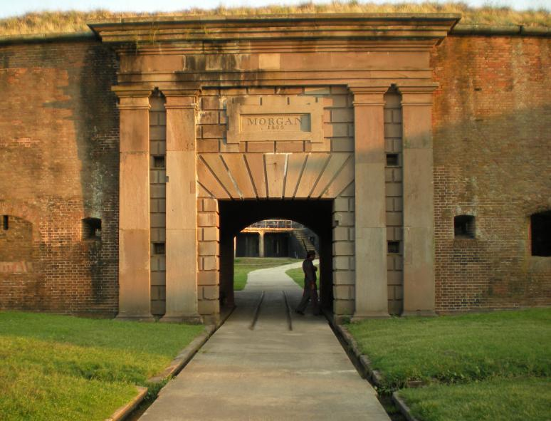 Fort Morgan Candlelight Tours