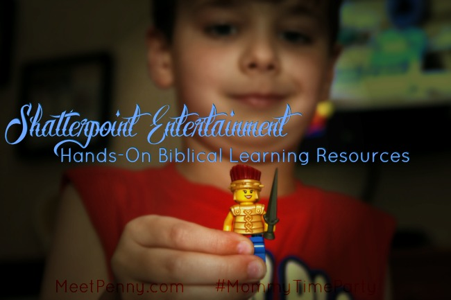 ShatterPoint Entertainment for Hands-On & Visual Learning