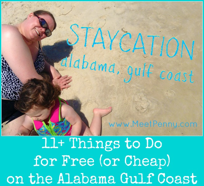 Dauphin Island Beach: Staycation: 11+ Free Or Cheap Things To Do On The Alabama
