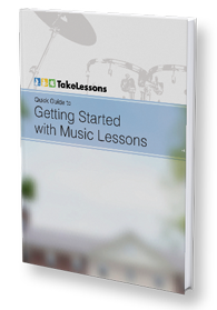 Free ebook: Getting Started with Music Lessons