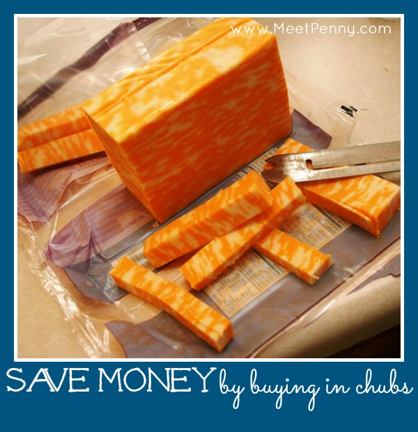 save money on cheese