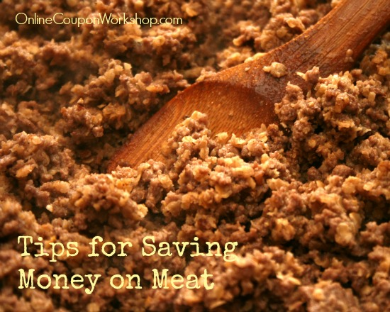 tips for saving money on meat