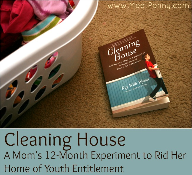 Cleaning House Review & Giveaway