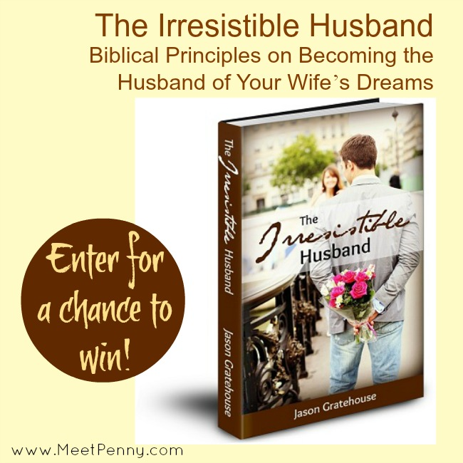 The Irresistible Husband (Mommy Time Party Giveaway)