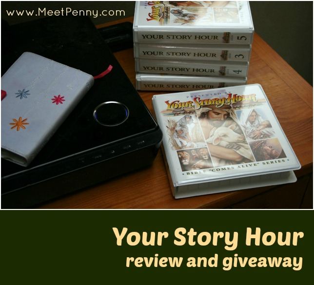 Your Story Hour audio stories for children