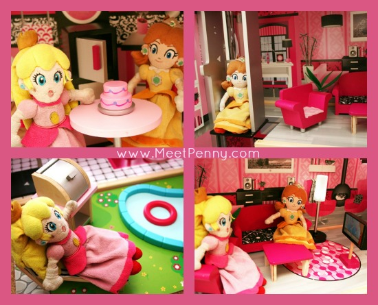 KidKraft Sparkle Mansion Dollhouse review. Giveaway ends 9/11/2013. Hurry and enter!