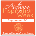 autumn inspiration week by Inspired Blogger Network