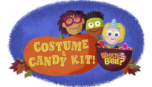 costume candy kit