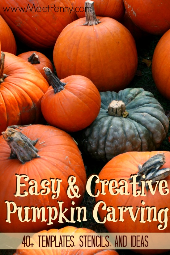 Easy And Creative Pumpkin Carving Ideas