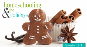 Homeschooling and the Holidays