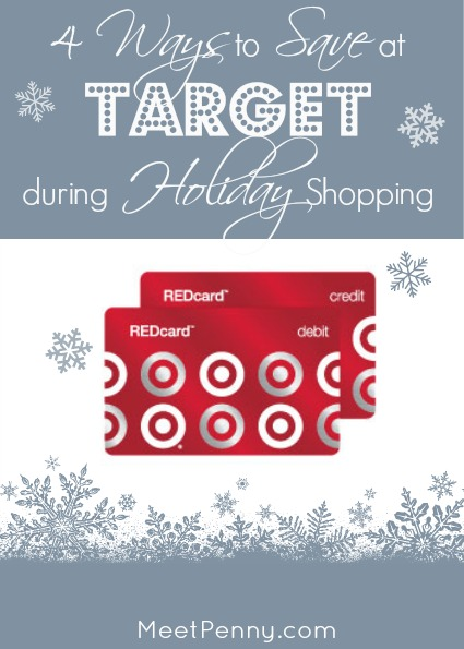 4 Ways to Save More When You Shop at Target