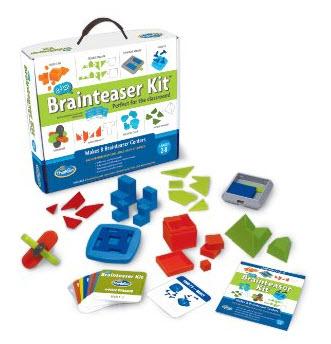 A-Ha! Brainteaser K by ThinkFunit