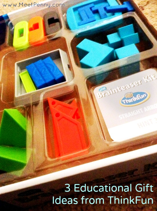 3 Educational Gift Ideas from ThinkFun
