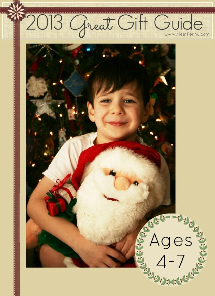 Great Gift Guide: Ideas for Younger Children (Ages 4-7)