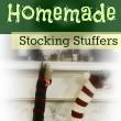 Really Big List of Homemade Stocking Stuffers (DIY Linky)