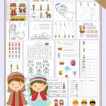 Free Nativity PreK-K Printable Pack (Limited Time)