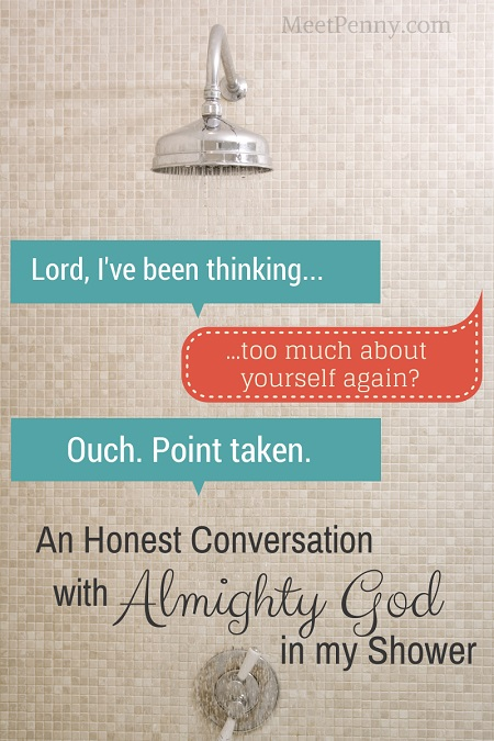 An Honest Conversation with God