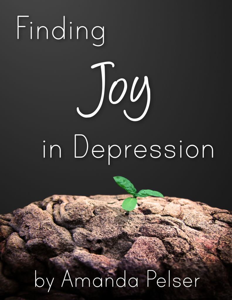Is it possible to find Joy in Depression?
