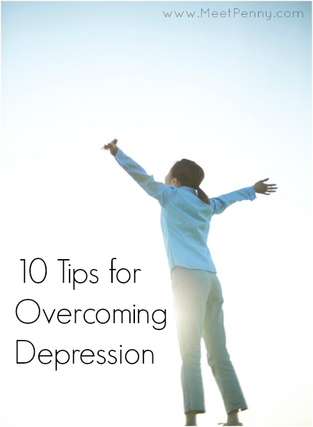 10 Tips for Overcoming Depression