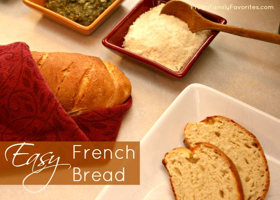 easy stand mixer french bread