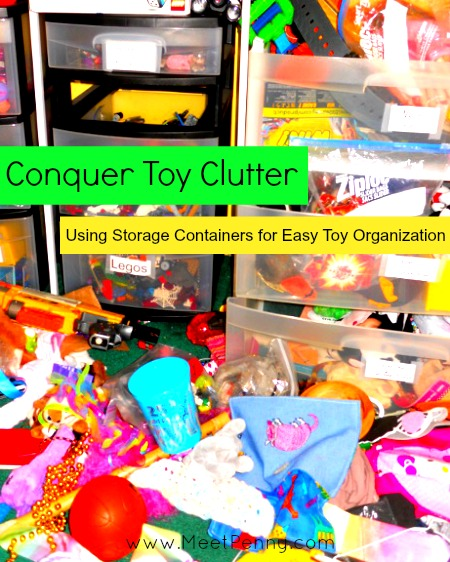 Easy Organization Tips for Toys