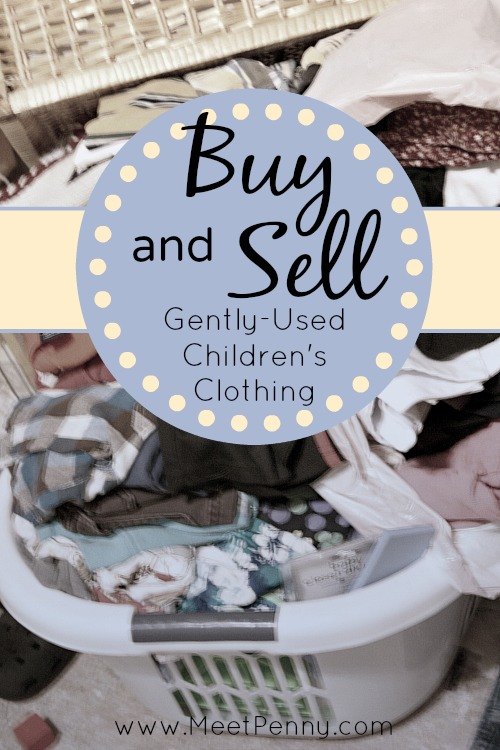 Buy Or Sell Gently Used Children S Clothing Meet Penny