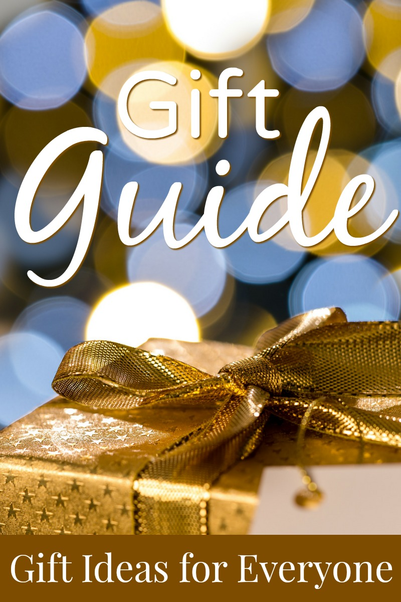 A holiday gift guide for the entire family. Great gift ideas for everyone!