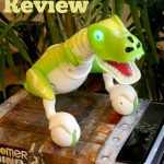 Great gift idea for ages 5 and up. Zoomer Dino by Spin Master review