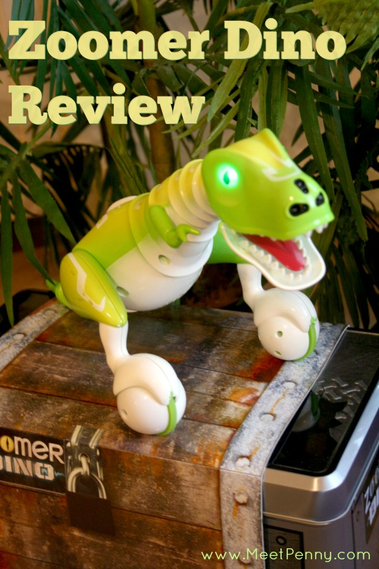 Hot Toys of the Year – Spin Master's Zoomer Dino Review
